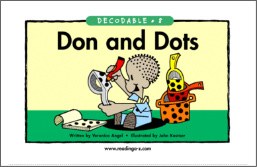 Don and Dots Book Cover