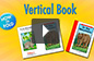 Vertical Book