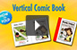 Vertical Comic Book